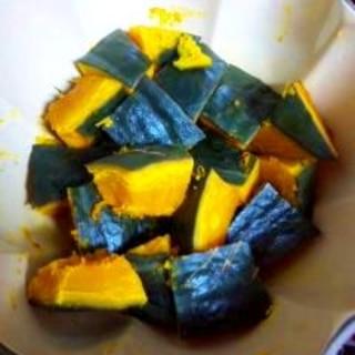 ル・クルーゼでかぼちゃの煮物