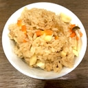 久世福 万能野菜だしを使った たけのこご飯