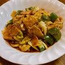 白飯にのせたい❣️豚肉とキャベツの炒め物(回鍋肉)