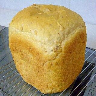 HB Nestle ふわラテでアーモンド食パン