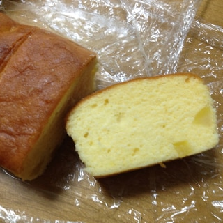簡単しっとり♫栗のパウンドケーキ