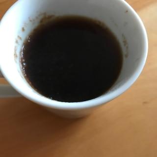 黒蜜とシナモンのドリップコーヒー