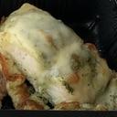 タラのチーズ焼き