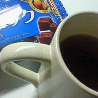 黒蜜ショコラコーヒー