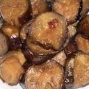 ピリ辛で茄子の煮物