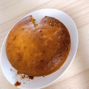 ホットケーキミックス&ジャムで超簡単ケーキ