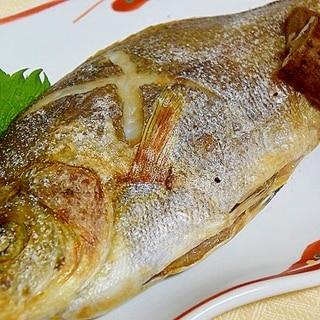 冷蔵庫で絶品に☆「海タナゴ一夜干し」