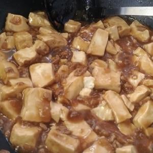 絶品‼ 台湾レシピの麻婆豆腐☆