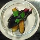 小茄子のカレー醤油漬け