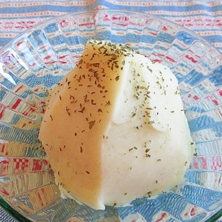 バター少なめ豆乳多め♪とろ~りマッシュポテト