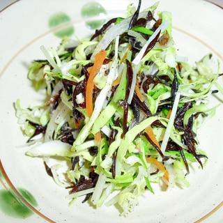"""栄養満点♪我が家の""""ひじきのサラダ"""""""