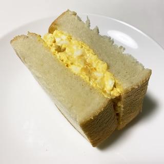 金の食パン使用!たまごサンド