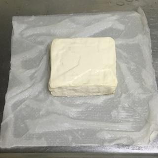 島豆腐風水切り木綿豆腐、用途多彩!