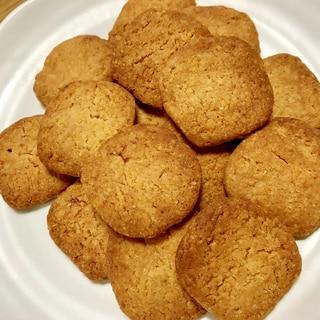 おから&アーモンドパウダークッキー