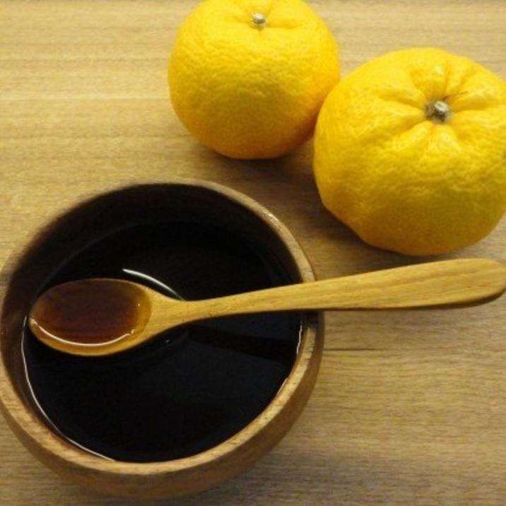 簡単配合1・1・1でとっても美味しい自家製ポン酢