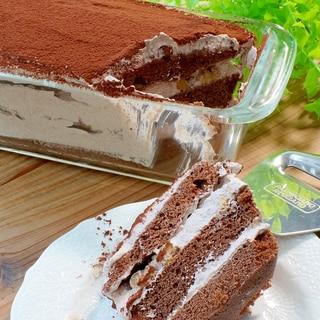 おからパウダーで低糖質スコップケーキ