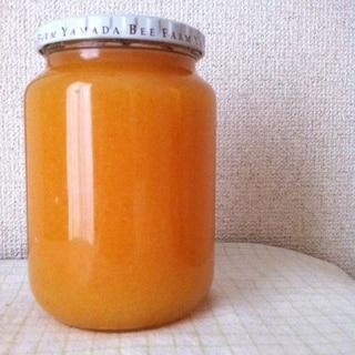 一週間で出来る柿酢!熟柿の消費に(*^_^*)
