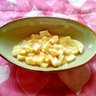 <離乳食中期>きな粉バナナ