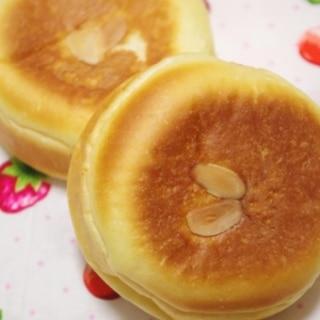平焼きクリームパン