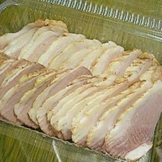 真空低温調理法で漬けダレも節約!ハム質な煮豚!