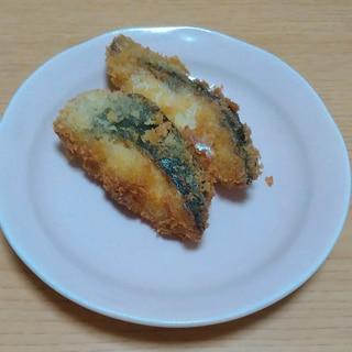 鱈のフライ