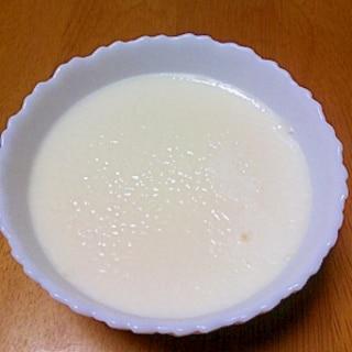 超簡単!練乳パンナコッタ☆