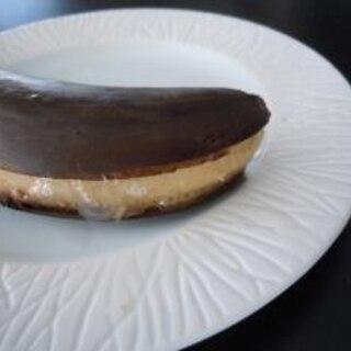 トースターで皮ごと☆焼きバナナ