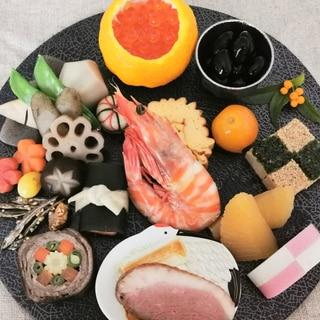 ワンプレート*おせち料理