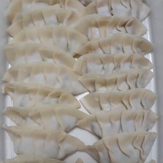 くっつかない!冷凍保存の方法❣️手作り餃子