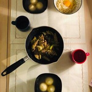 おいしい~☆オイマヨ豚バラなす炒め