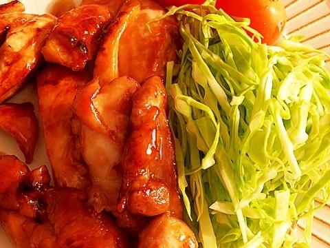 絶対おいしい★鶏の照り焼き