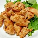 鶏肉マヨ焼き