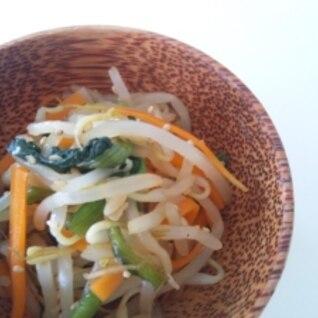 小鉢・副菜、丼の具にも★簡単ナムル
