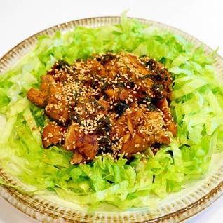 生姜風味でご飯がすすむ!チキンのジンジャー照り焼き
