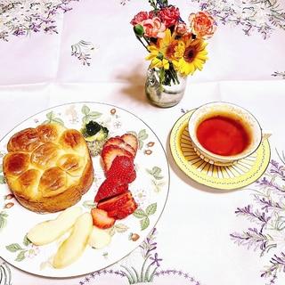 苺紅茶 & 蜂蜜苺★*☆幸せカフェ❣️至福の一時を