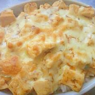 チーズ麻婆☆ドリア