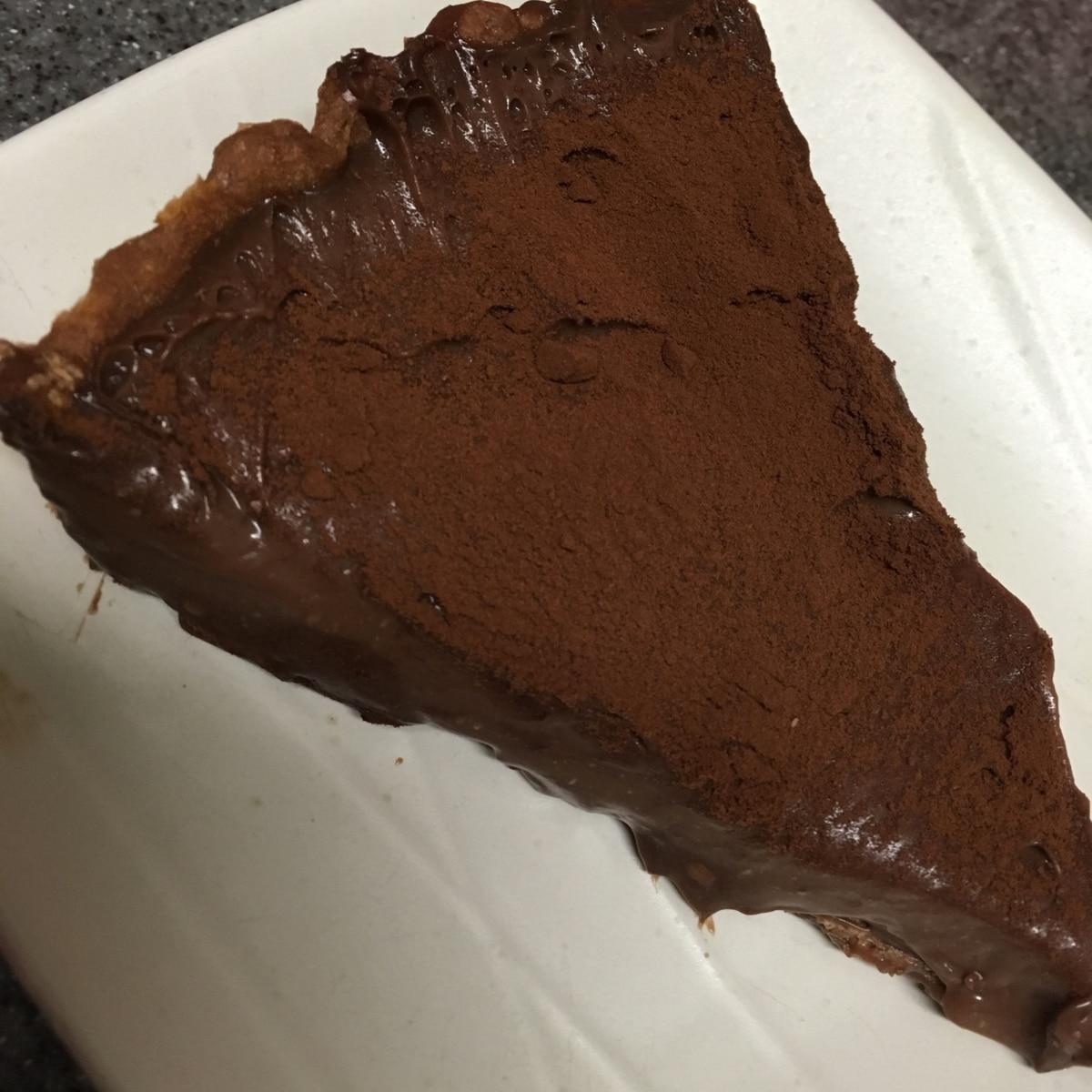 かない チョコ タルト 焼