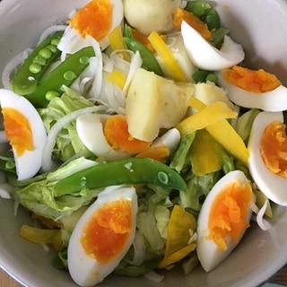 春爛漫♪春野菜のホットサラダ
