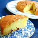 【バター不使用】カッテージチーズケーキ