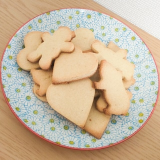 ★低糖質★おからパウダークッキー