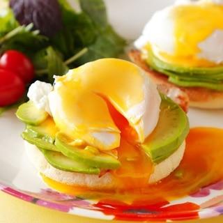 卵とろり♪10分で簡単に作るエッグベネディクト【頑張りすぎない家族ごはん#23】