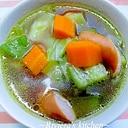 具沢山!野菜スープ