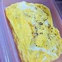時短!卵とじ