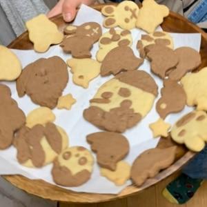 ☆材料は2つのみ♪ サクサク簡単クッキー☆
