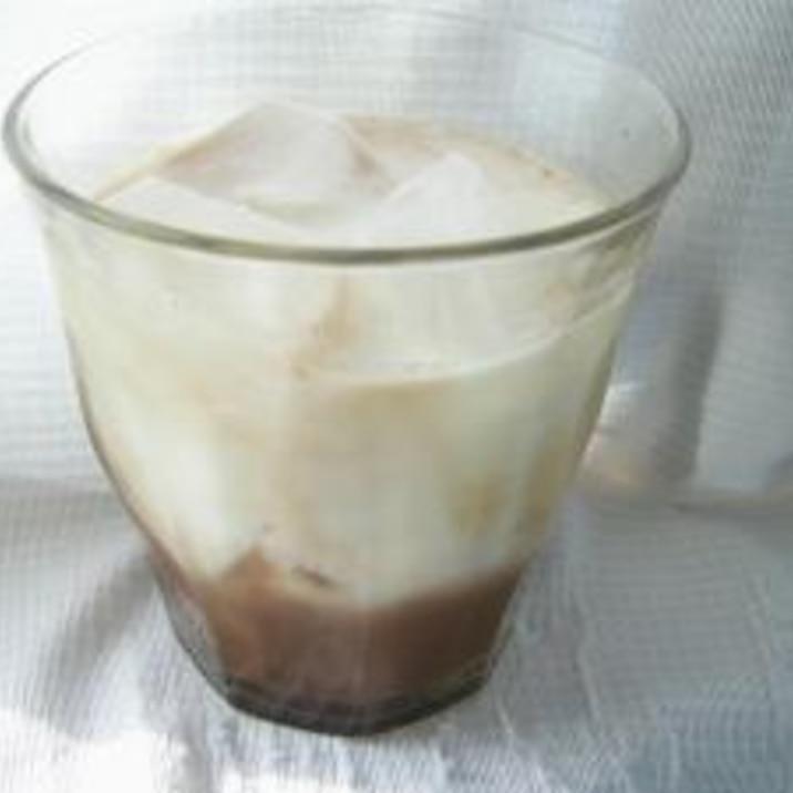 作り方 アイス ココア