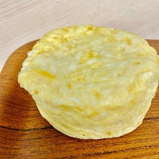 糖質制限 おからチーズでおかず蒸しパン