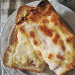 チーズ トースト