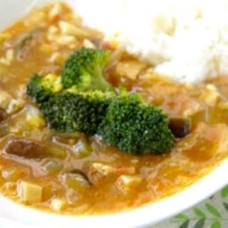 1日分の野菜がとれるカレー!カレー粉で低カロリー♪