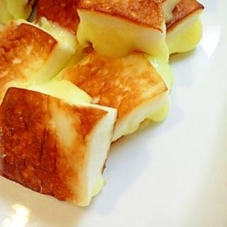 ☆はんぺんチーズのバター醤油焼き☆