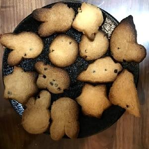 ホワイトデーに♡型抜きしやすいクッキー生地✨